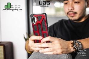 Ốp UAG Monarch Galaxy Note 10. (chính hãng)